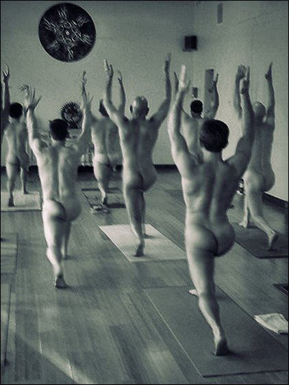 Opinion you naked yoga men commit